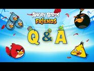Angry Birds Friends - Community Q&A with level designer