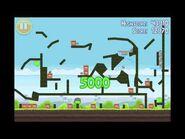 Angry Birds Golden Egg 8 Walkthrough