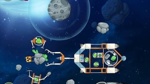 Beak Impact 8-26 (Angry Birds Space)