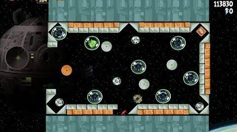 Death Star 2 6-2 (Angry Birds Star Wars)/Video Walkthrough