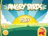 Angry Birds (series)/Main Menus