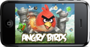 Angry Birds Artwork - iPhone Release