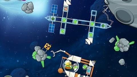 Beak Impact 8-18 (Angry Birds Space)