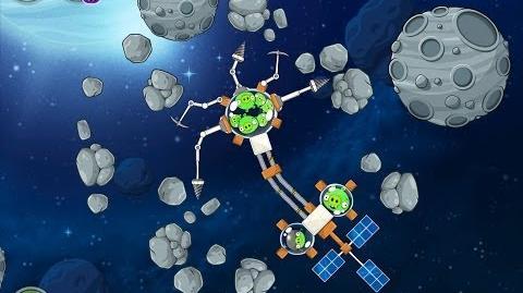 Beak Impact 8-2 (Angry Birds Space)