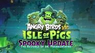 Angry Birds VR Isle of Pigs - Spooky Levels Trailer