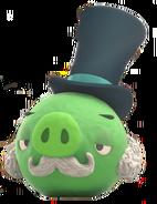Cerdo Elegante Piggy Tales