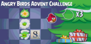 Samsung GALAXY Note - Angry Birds Advent Challenge AC