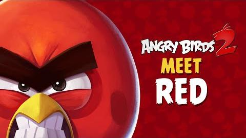 Angry Birds 2 – Meet Red Leader of the Flock!