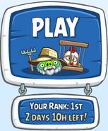 Kentucky Free Chicken Tournament Angry Birds Friends