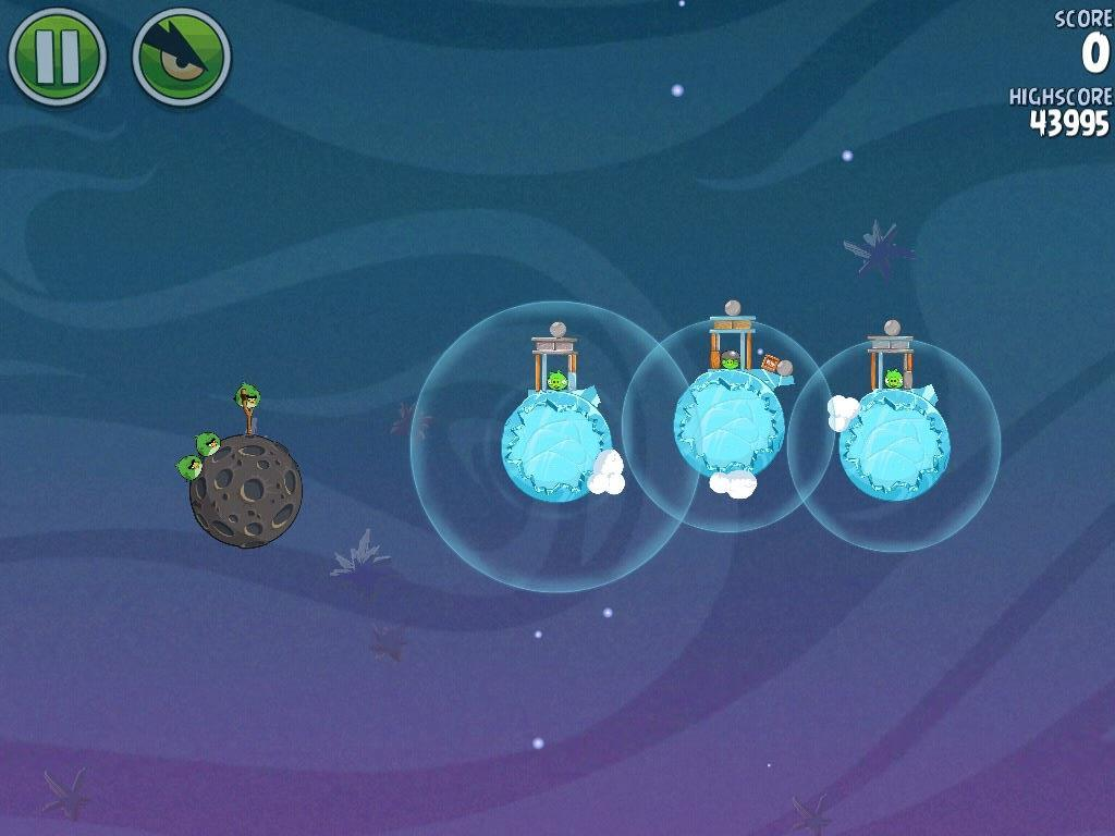 Cold Cuts 2-19 (Angry Birds Space)