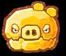Angry Birds Fight! - Monster Pigs - Super Boulder Pig