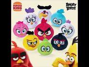Angry Birds Burger King Plush AD (May 10, 2021)