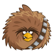 Chewbacca front
