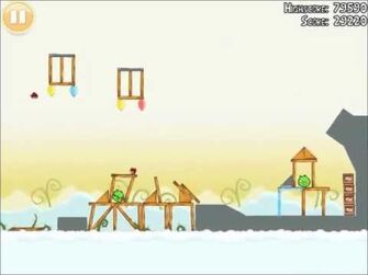 Official_Angry_Birds_Walkthrough_Danger_Above_8-14