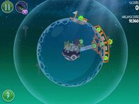 Pig Dipper 6-8 (Angry Birds Space)