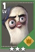 Angry Birds Evolution Clive Portrait Beta