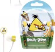 Angry Birds Gear4 Tweeters Chuck Bird (Pointy-headed Yellow Bird)