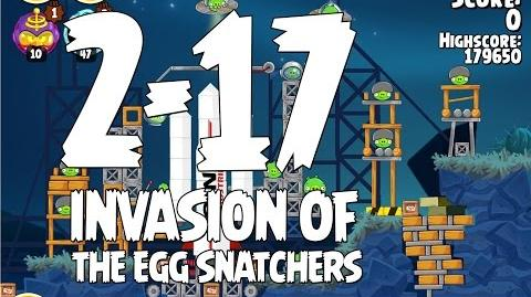 Invasion of the Egg Snatchers 2-17