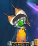 Cerdo Jetpack (Angry Birds 2)