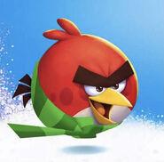 Angry Birds 2 Christmas 2015 Icon