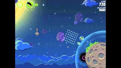 Angry_Birds_Space_E-1_Pig_Bang_Golden_Eggesteroid_(Egg)_1_Walkthrough_3_star