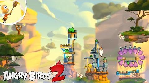 Angry Birds 2 – Buzz's Honey Blaster!-0