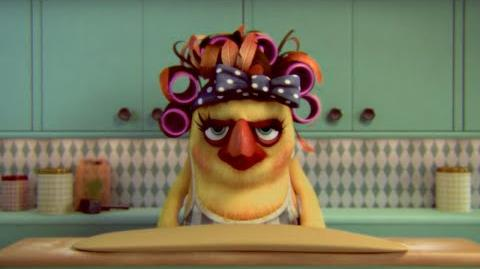 Angry Birds Evolution Official Meet Lucy Trailer