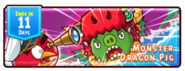 Angry Birds Fight! - Monster Pigs - Dragon Pig - Incoming