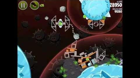 Danger Zone D-13 (Angry Birds Space)