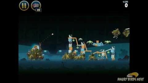 Hoth 3-36 (Angry Birds Star Wars)/Video Walkthrough