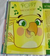 Annual Book Poppy 1