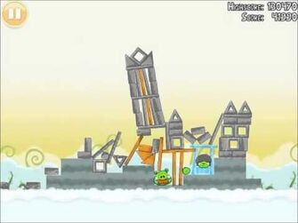 Official_Angry_Birds_Walkthrough_Danger_Above_8-9