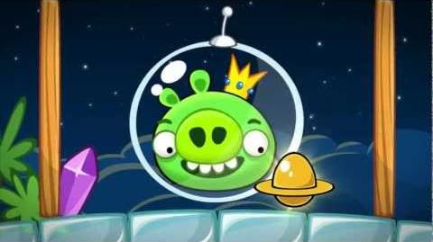 Angry Birds in Space - Promo