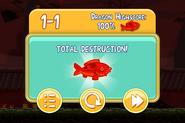 Рыба кои (тотальное разрешение)