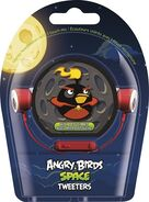 Angry Birds Gear4 Tweeters Deluxe Firebomb (Brown Version)