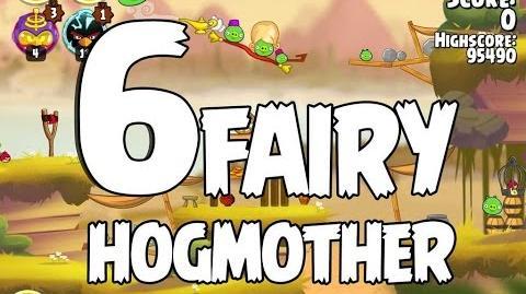 Fairy Hogmother 1-6