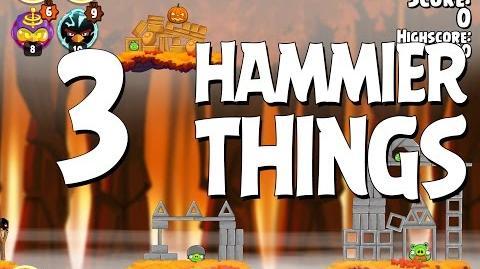 Hammier Things 1-3