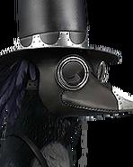 Flocker Black Portrait 023