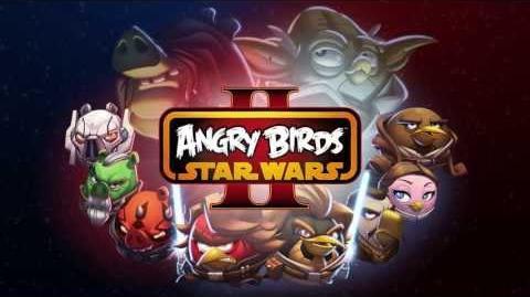 Aenn/Официальный трейлер геймплея Angry Birds Star Wars 2