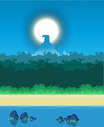 Bird Island background