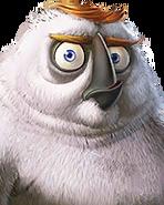 Flocker White Portrait 039