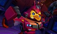 Rodimus Prime Completing Level