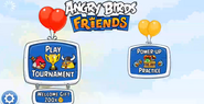 Friends Mobile Screen