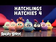 Angry Birds - Toy Unboxing! - Hatchling Hatchies 4