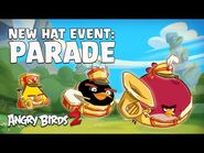 Angry Birds 2 - Parade Hat Set Teaser