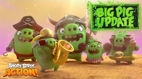 Angry Birds Action! - Big Pig Update feat De La Soul