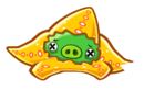 Angry Birds Fight! - Monster Pigs - Super Seastar Pig - Win