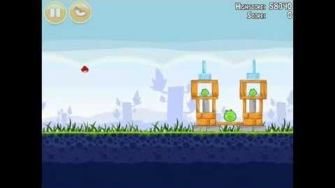 Angry_Birds_Poached_Eggs_1-9_Walkthrough_3_Star