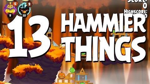 Hammier Things 1-13