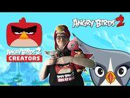 Introducing Angry Birds 2 Creators - Meet Tiffany!